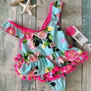 Betsy Johnson Baby girl bathing suit